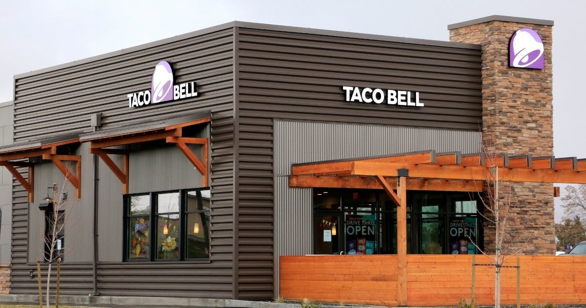 taco bell getty images
