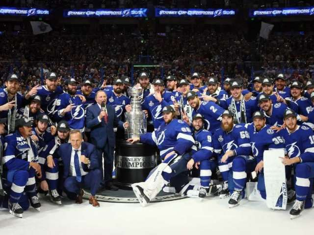 Stanley Cup Final 2021: Tampa Bay Lightning Beat Montreal Canadiens to Claim Second Straight Title