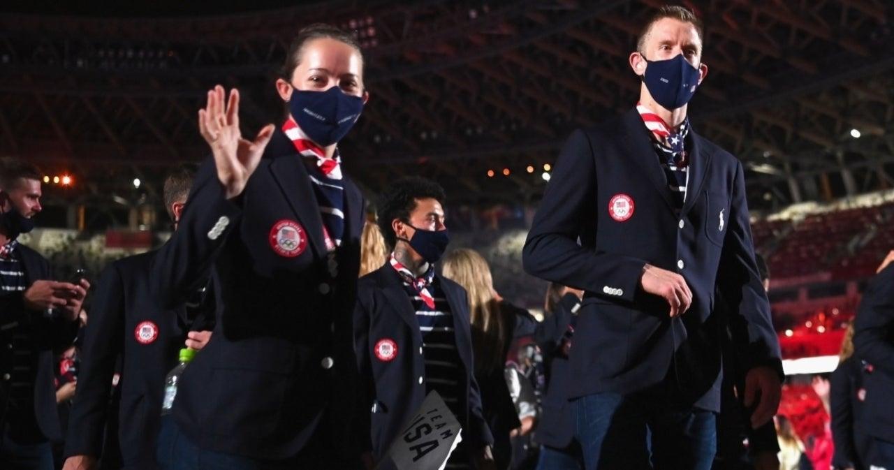 Ralph Lauren's Team USA Uniforms at Tokyo Olympics Earn Mockery Online During Opening Ceremony.jpg