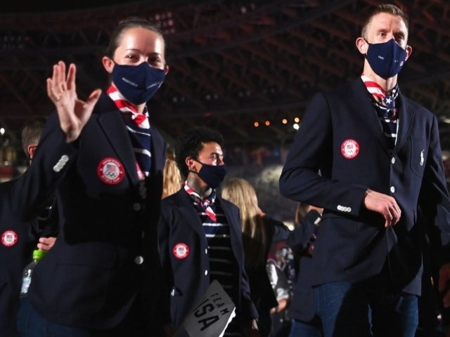 Ralph Lauren's Team USA Uniforms at Tokyo Olympics Earn Mockery Online During Opening Ceremony