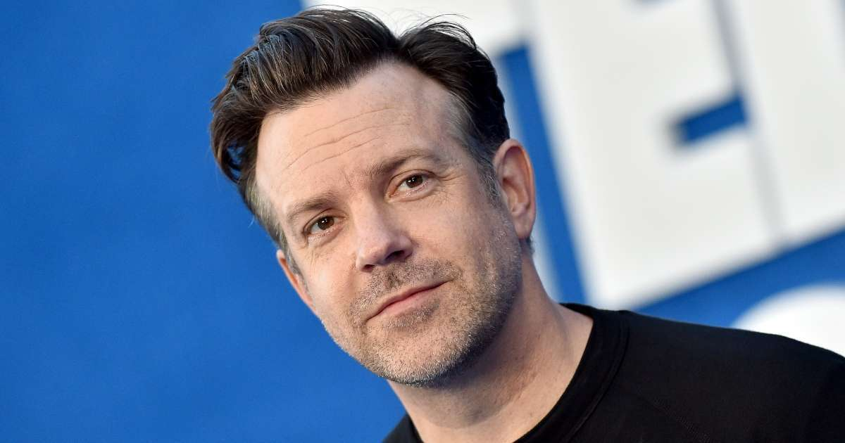Ted Lasso Jason Sudeikis shows support English soccer players racial abuse