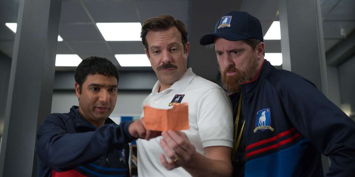 Ted Lasso receives multiple Emmy nominations for first season