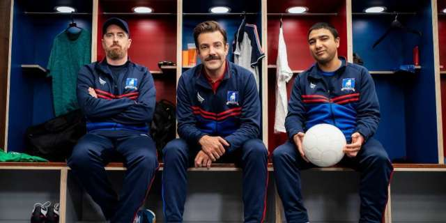 Ted Lasso Season 2 Ted Lasso makes bold move Angers AFC Richmond Episode 2