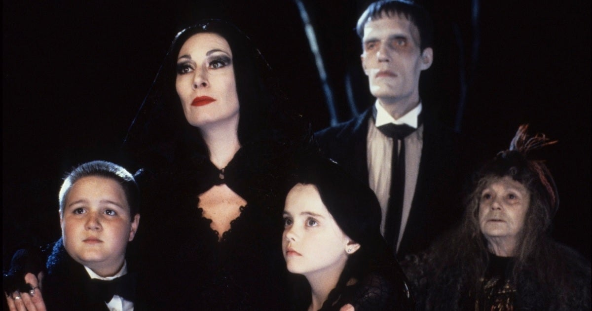 the addams family getty images