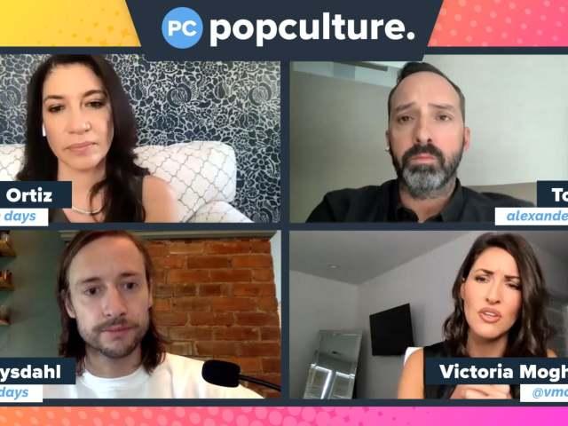 Tony Hale, Arianna Ortiz, and David Rysdahl Talk Nine Days - Exclusive Popculture.com Interview
