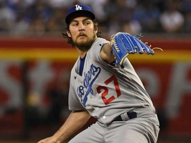 MLB Places Los Angeles Dodgers' Trevor Bauer on Administrative Leave