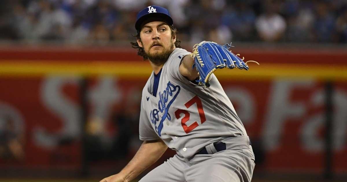 Trevor Bauer MLB place administrative leave