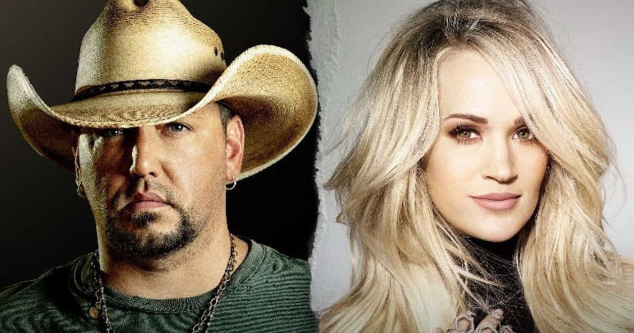 Jason Aldean and Carrie Underwood Team up for 'If I Didn't Love You'.jpg