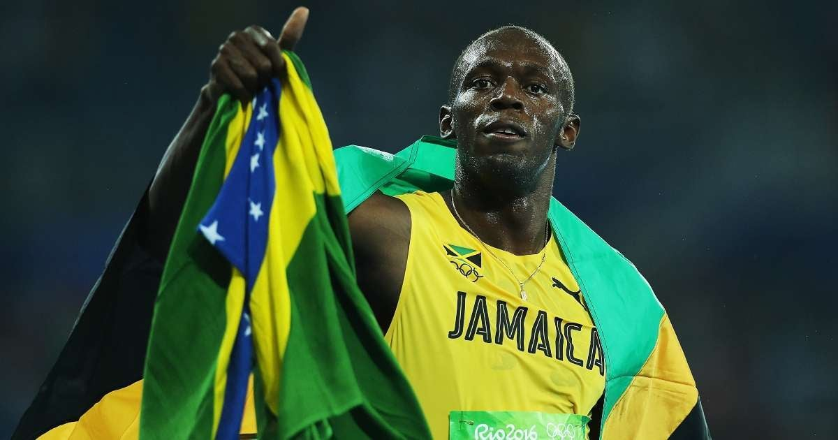 Usain Bolt sends emotional message Aaron Rodgers Packers turmoil