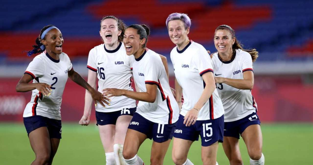 USWNT Advances to Tokyo Olympics Semifinals After Thrilling Win Against the Netherlands.jpg