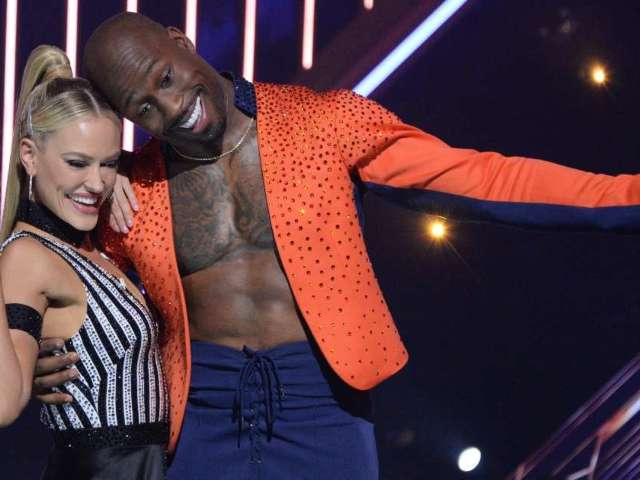 Vernon Davis Reveals His Biggest Challenge Competing on 'Dancing With the Stars' (Exclusive)