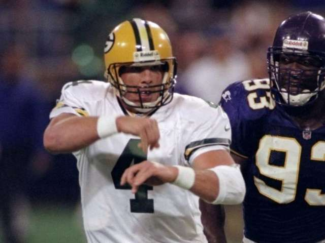 Vikings Legend John Randle Opens up About Relationship With Former Rival Brett Favre (Exclusive)