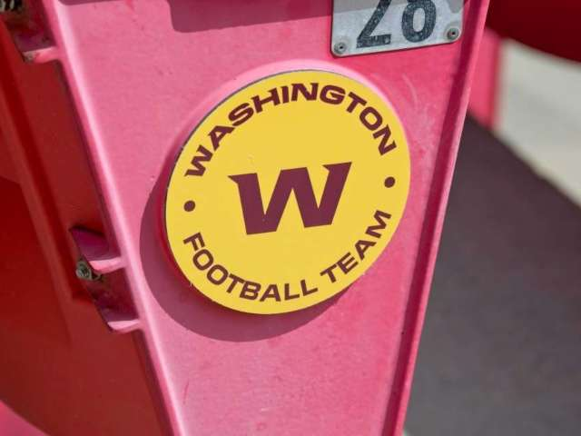 Washington Football Team Hit With Eight-Figure Fine Following Investigation Into Team's Culture
