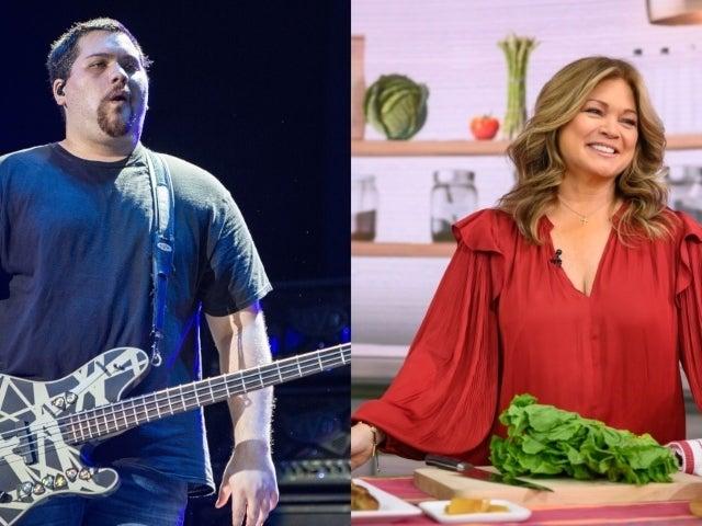 Valerie Bertinelli's Son Wolfgang Van Halen Reacts After Trolls Mock Her Weight