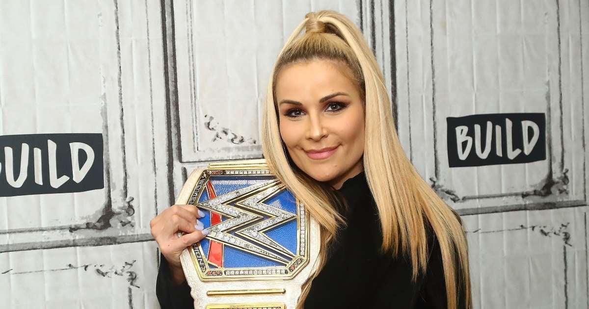 WWE Raw Star Natalya ankle injury really ugly