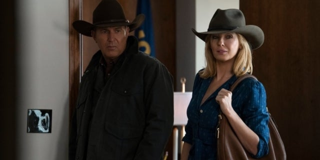 yellowstone kelly reilly kevin costner paramount network