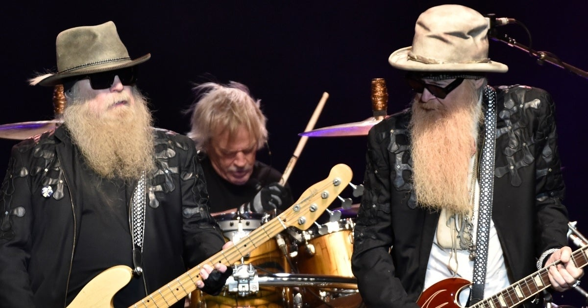 zz top getty images