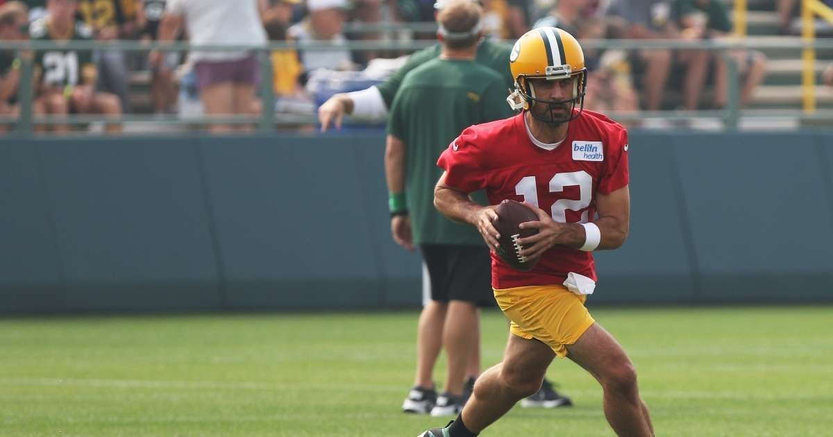 Aaron Rodgers former Packers teammate join Saints 2022
