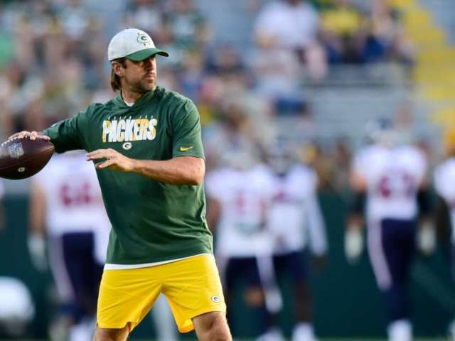Aaron Rodgers Has an Interesting Request for NFL Ahead of 2021 Season