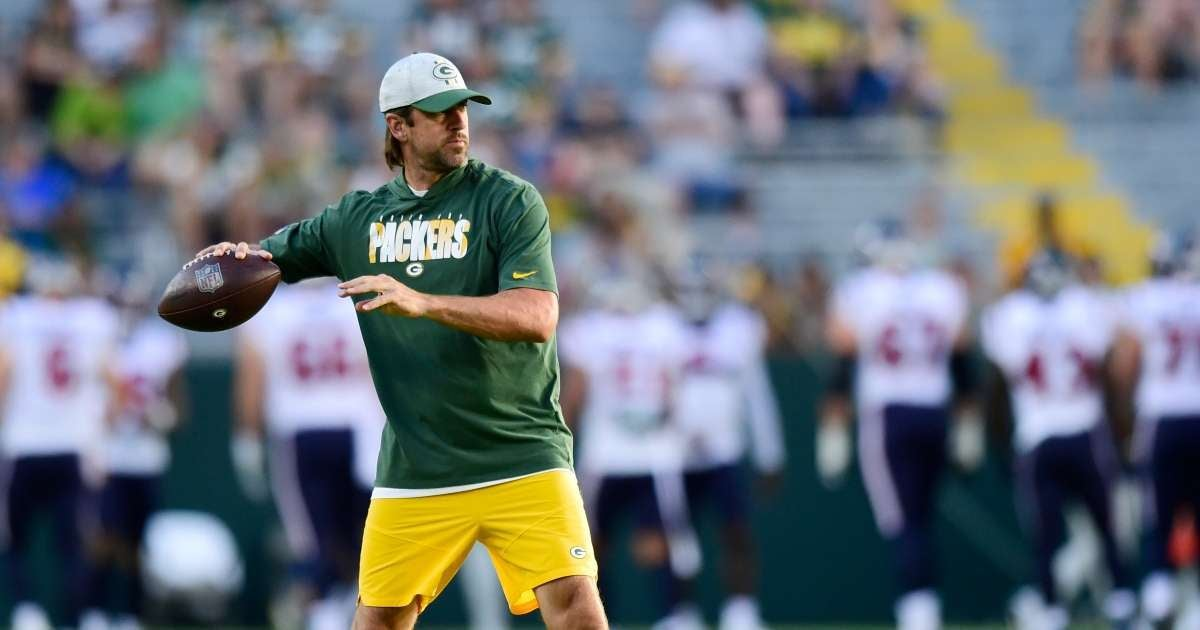 Aaron Rodgers interesting request farewell tour 2021 NFL season