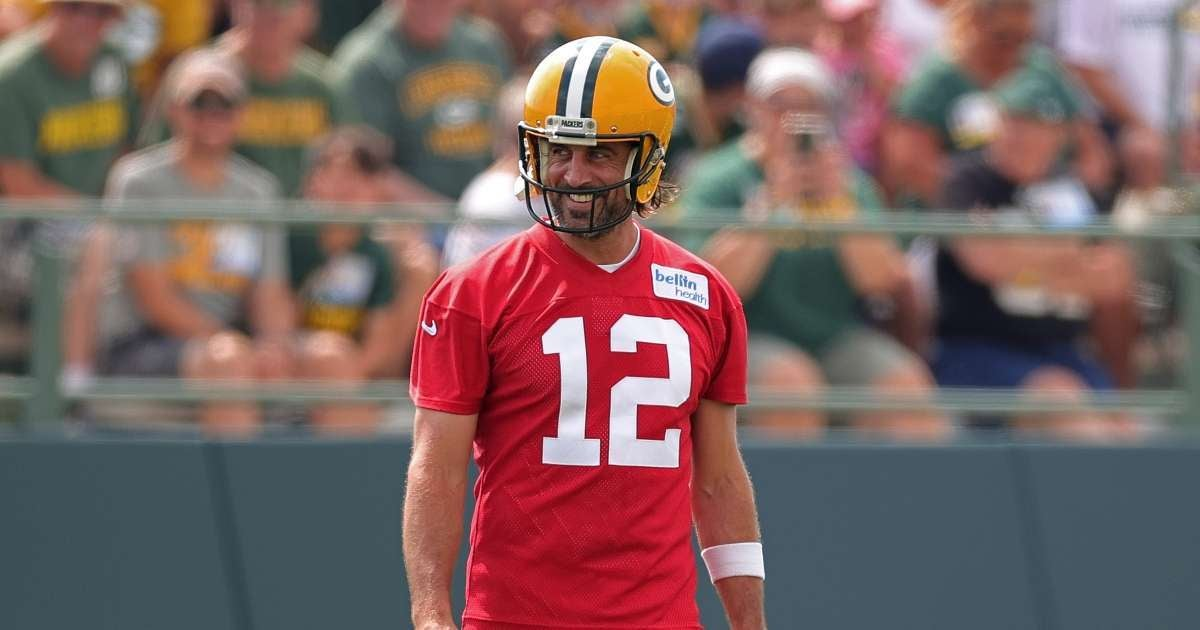 Aaron Rodgers packers general manager relationship sets record straight