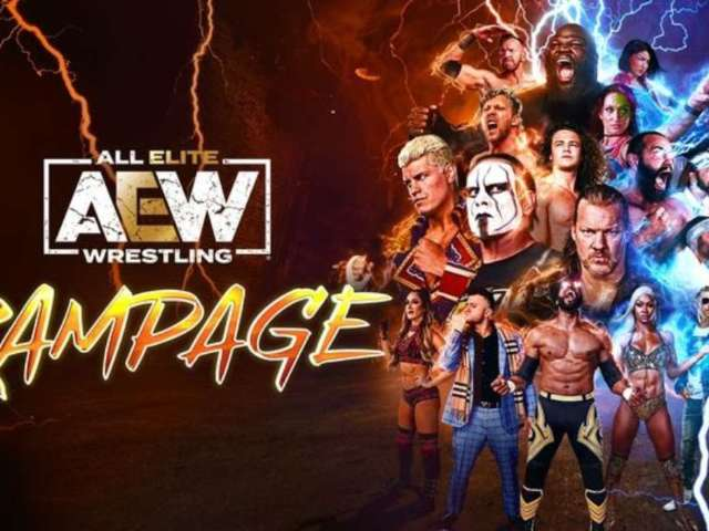 'AEW Rampage': Time, Channel and How to Watch