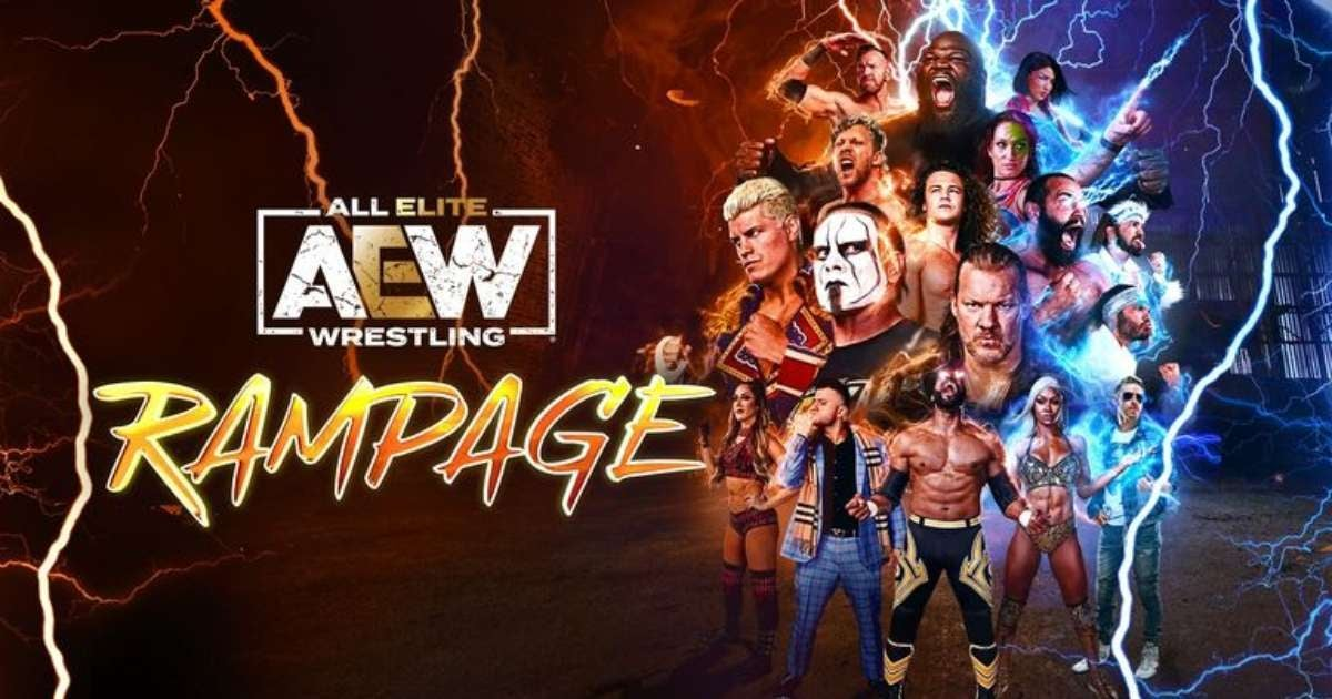 aew rampage time channel how to watch