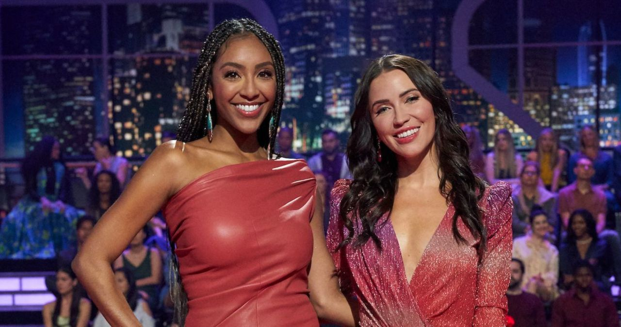 'The Bachelorette' Reveals If Tayshia Adams and Kaitlyn Bristowe Return as Season 18 Hosts.jpg
