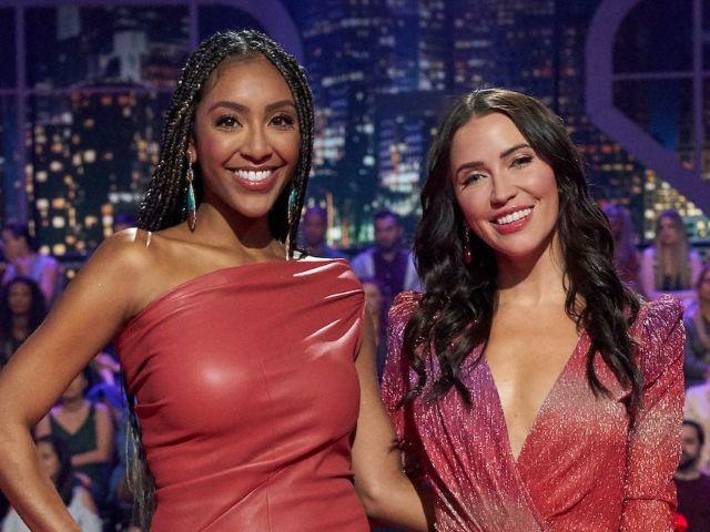 'The Bachelorette' Reveals If Tayshia Adams and Kaitlyn Bristowe Return as Season 18 Hosts