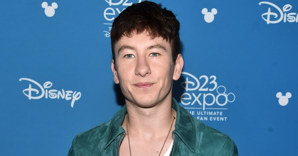 barry keoghan getty images