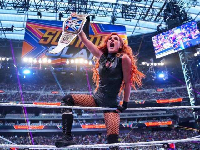 Becky Lynch Reportedly Made a Big Request Before WWE Return