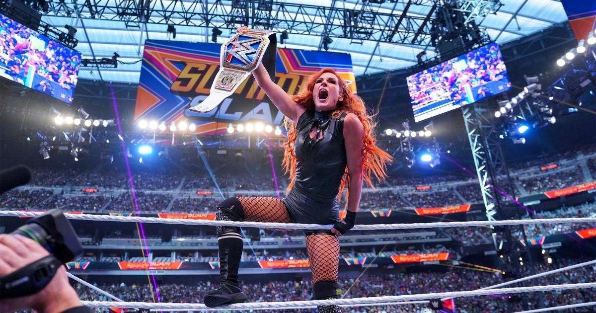 Becky Lynch WWE return made big request heel