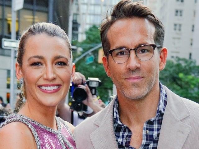 Ryan Reynolds Trolls Blake Lively Following Their Red Carpet Return