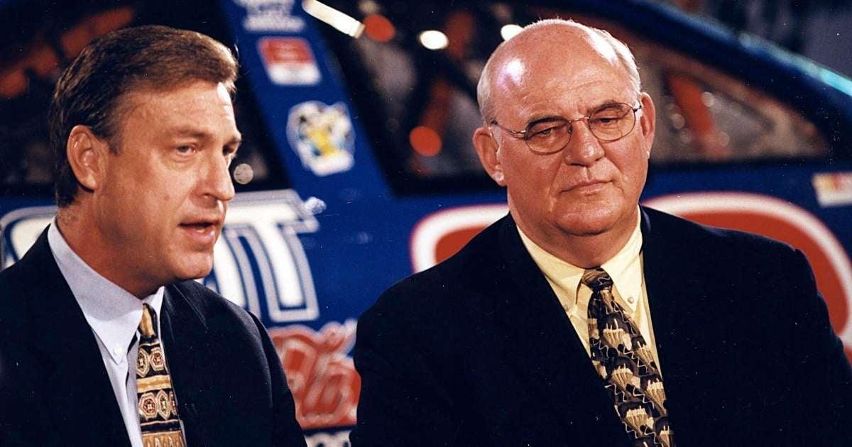 Bob Jenkins longtime NASCAR announcer dead 73
