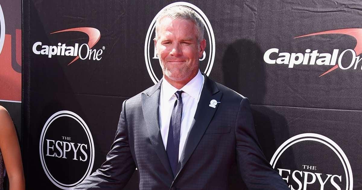 Brett Favre sends warning parents letting kids play football
