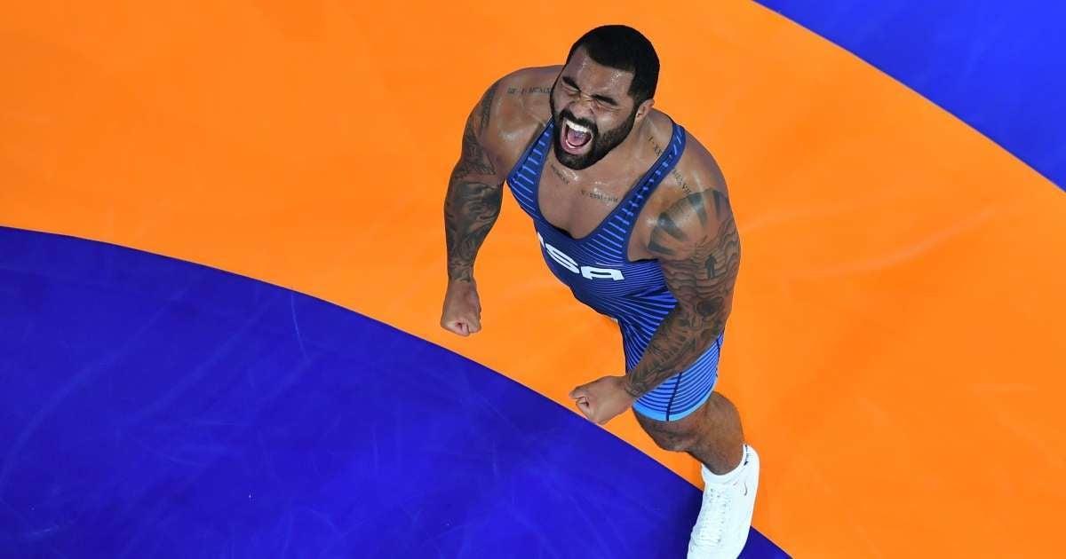 Brock Lesnar Challenged Olympian Gable Stevenson