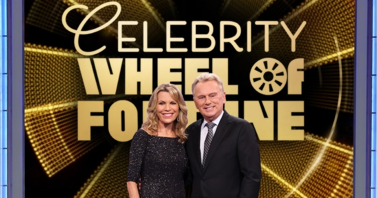 celebrity wheel of fortune getty images