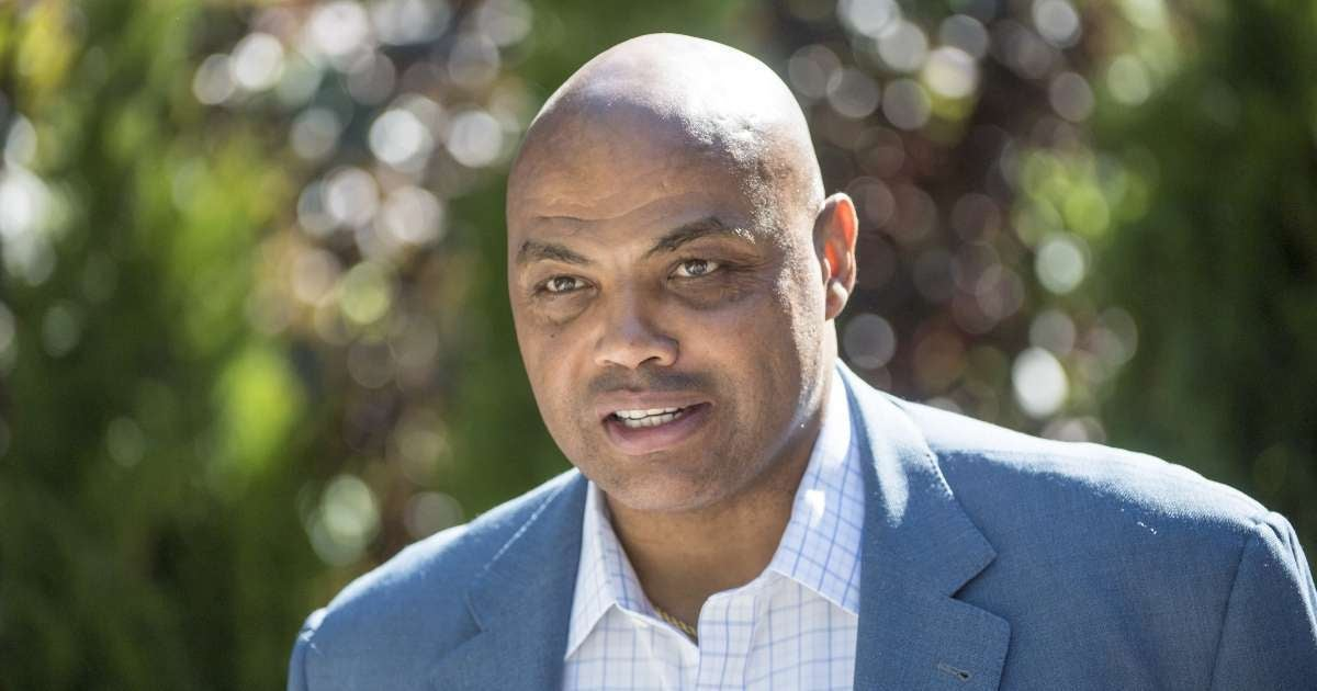 Charles Barkley COVD 19 something say people against