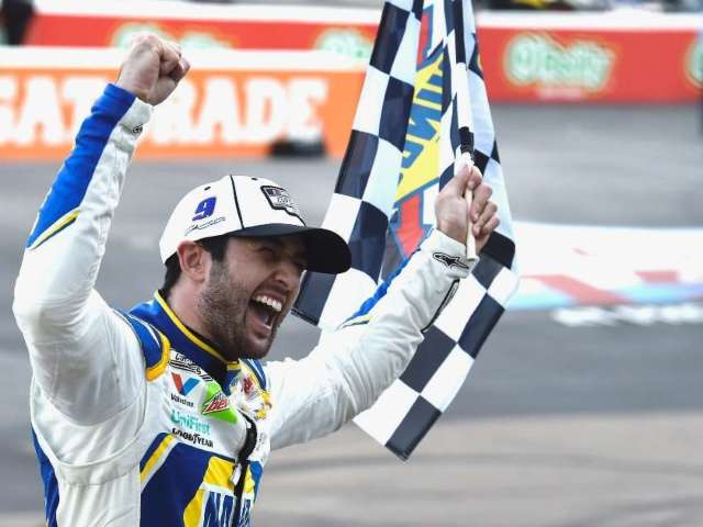 Chase Elliott Reveals How He Can Win Second Consecutive NASCAR Cup Series Championship (Exclusive)
