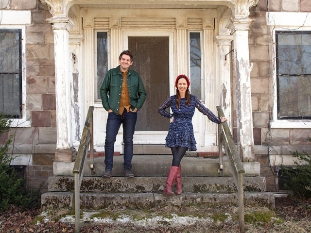 HGTV's 'Cheap Old Houses' Is a 'Labor of Love' From Elizabeth and Ethan Finkelstein (Exclusive)