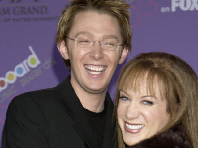 'The View': Clay Aiken Sends Love to Kathy Griffin Despite Meghan McCain's Rant