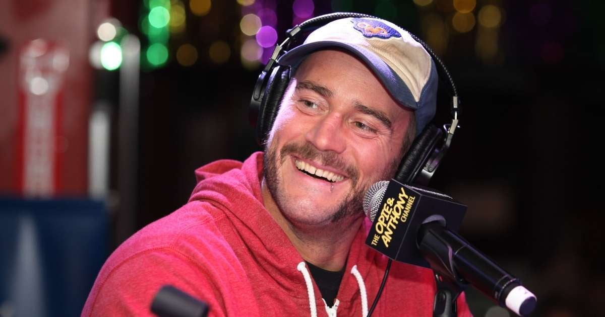CM punk reveals wants to be like Dave Bautista