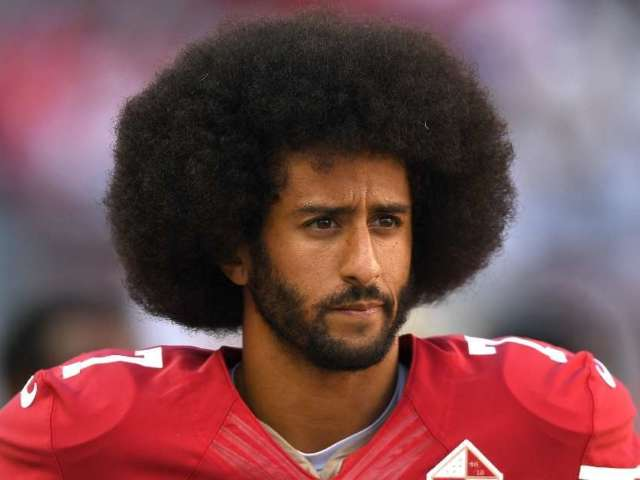 Colin Kaepernick Rated Higher Than Half of the Starting Quarterbacks in 'Madden 22'