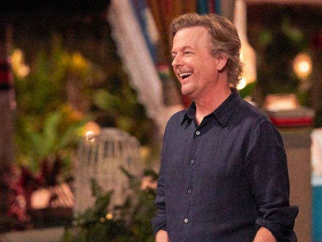 David Spade Reveals If He'd Return to Host 'Bachelor in Paradise' Again