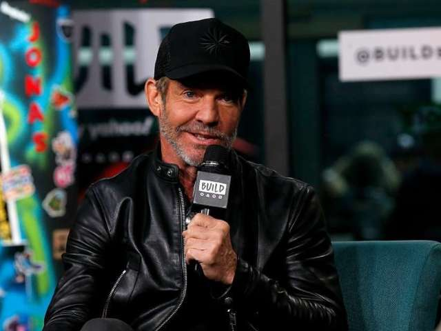 Dennis Quaid to Star in New Inspirational Baseball Movie 19 Years After 'The Rookie'