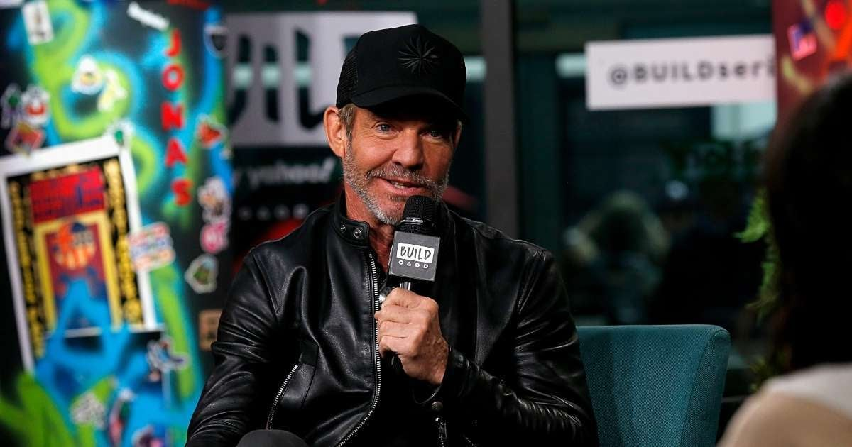 Dennis Quaid star baseball movie The Hills 19 years after The Rookie
