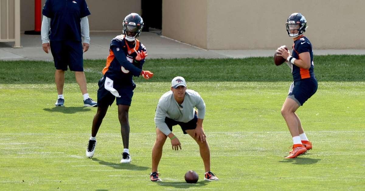 Denver Broncos announce new starting quarterback 2021 season Teddy Bridgewater