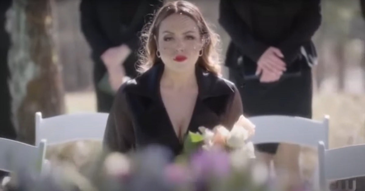 dynasty funeral the cw youtube