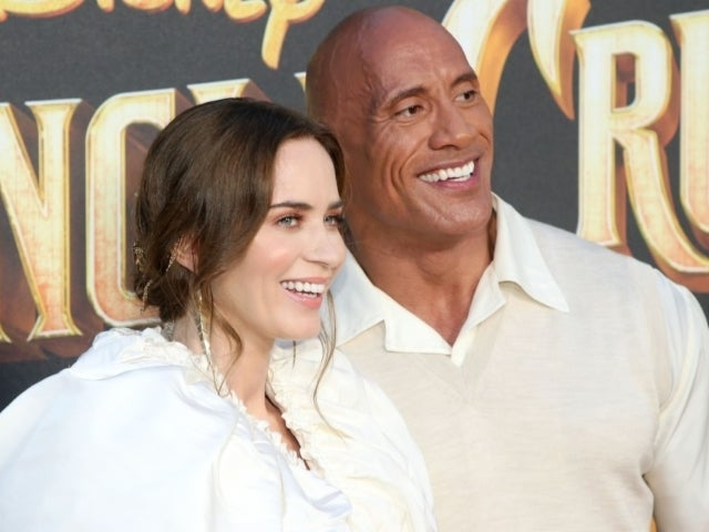 Dwayne 'The Rock' Johnson Says Emily Blunt May Be His Funniest Co-Star Ever