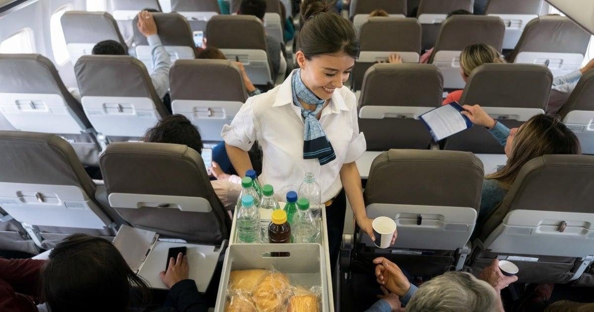 flight attendant getty images